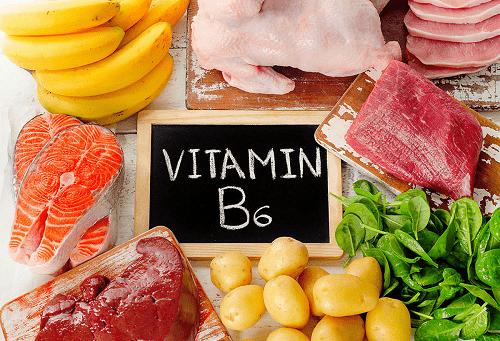 bổ sung vitamin B6 giúp giảm đau đầu chóng mặt hiệu quả
