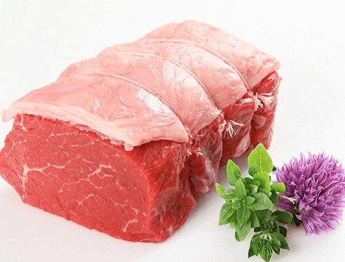 thịt mông bò