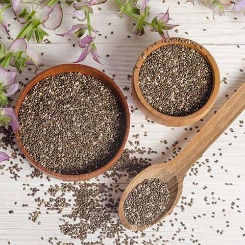 Hạt chia là loại hạt tốt cho bà bầu