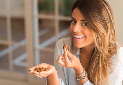Những loại hạt tốt cho bà bầu: đừng bỏ qua hạnh nhân
