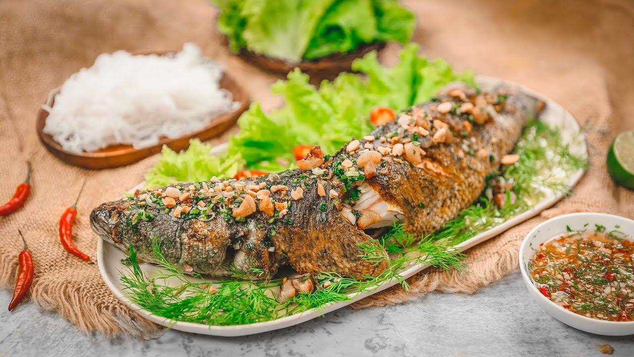 cá chuối nướng