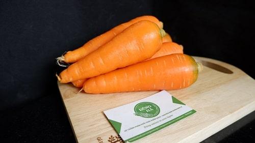 Cung cấp củ cà rốt tươi giá rẻ ở Hà Nôi