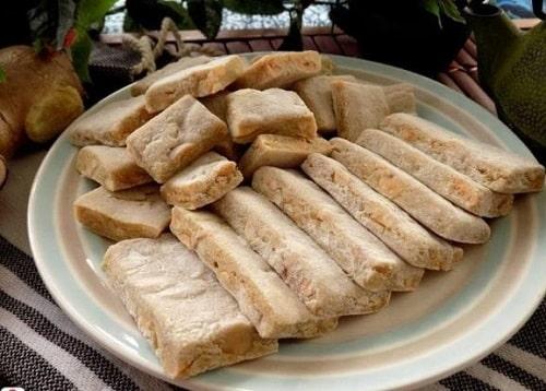 bánh đặc sản cao bằng