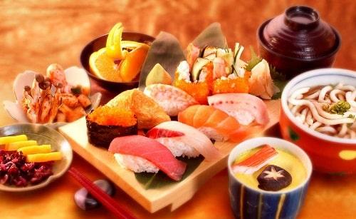 Phong cách ăn uống của người Nhật