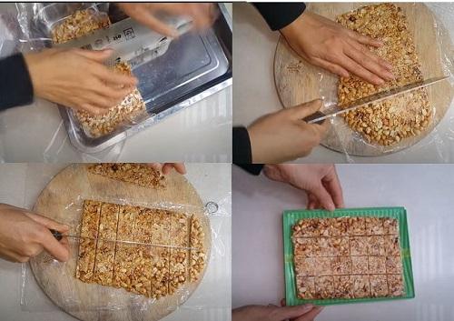 cách làm kẹo đậu phộng