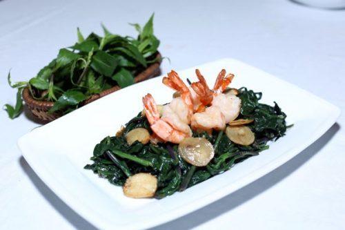 Bán đặc sản rau rừng Gia Lai ngon ngọt tại Hà Nội