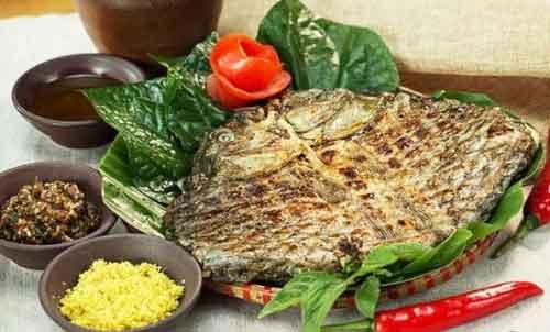 cá đặc sản sapa