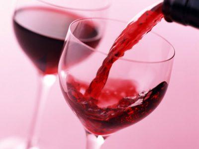 tác dụng của rượu vang nho