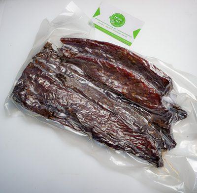 thịt lợn gác bếp 2