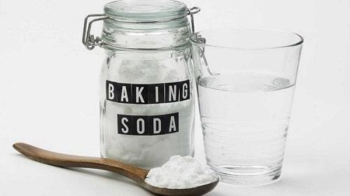 baking soda trị đầy bụng khó tiêu hiệu quả