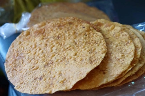 Bánh đa khoai làng Lủ