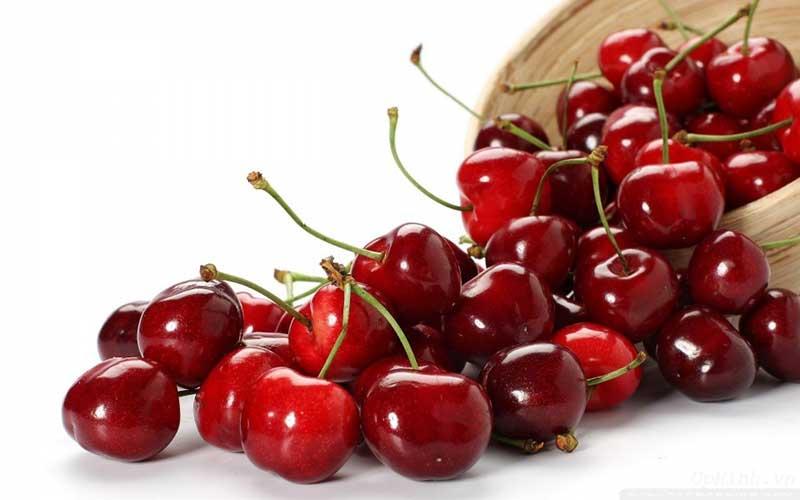 trái cherry