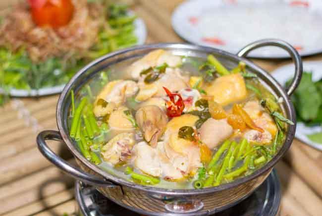 Địa chỉ bán lá giang lá lồm uy tín giá rẻ ở Hà Nội