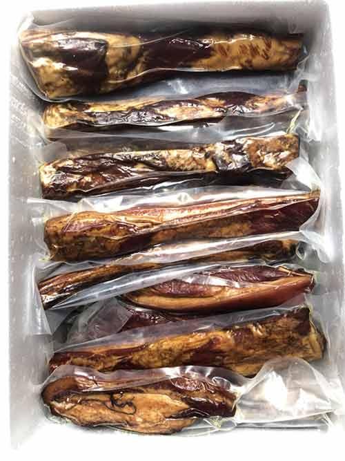 Thịt muối – Thịt lợn hun khói