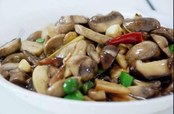 Nấm hương tươi có thể chế biến thành rất nhiều món ăn ngon