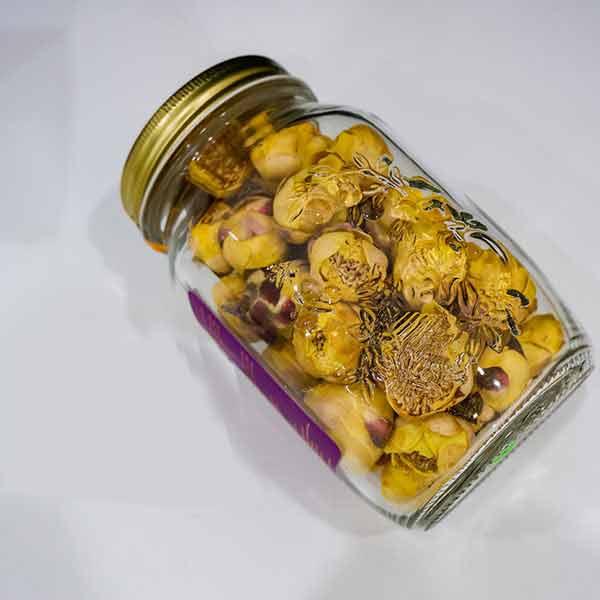 Trà hoa vàng Ninh Bình Golden Camellia