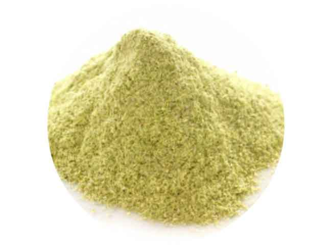 Bán bột sả nguyên chất cho spa tại Hà Nội