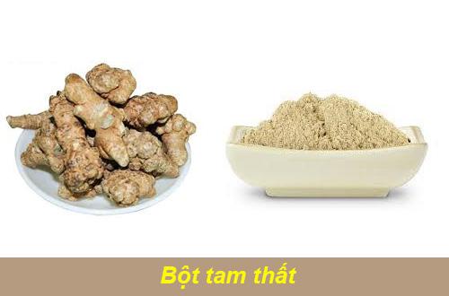 Bán bột tam chất chất lượng tại Hà Nội
