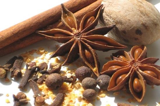 Cách chế biến bột hoa hồi