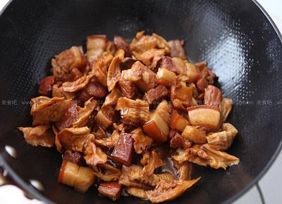 Cách làm măng khô kho thịt ngon cho cả nhà