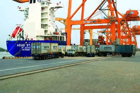 Quy trình xuất khẩu nông sản bằng container Dũng Hà