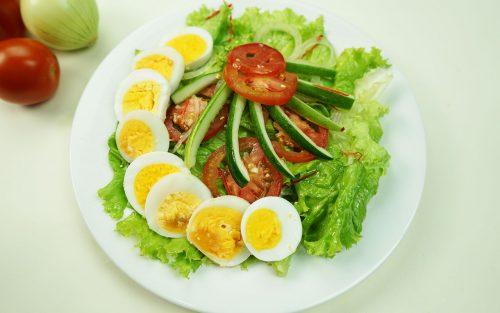 salad trung