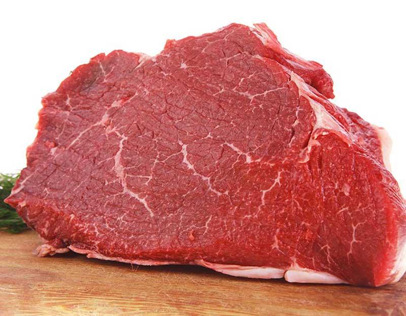 thịt bò thăn sạch